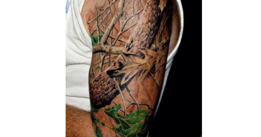 30 Of The Best Hunting Tattoos We Could Find Ideas And Designs