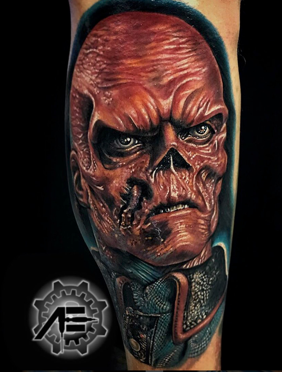 Home Artistic Element Tattoo Ideas And Designs