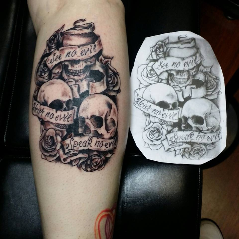 Tattoo United States 7 Deadly Sins Tattoo Supplies Ideas And Designs