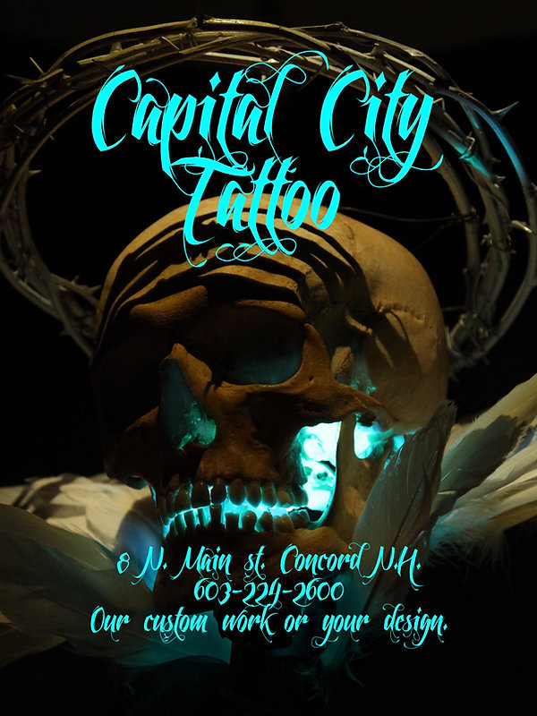 Capital City Tattoo Concord Nh Ideas And Designs