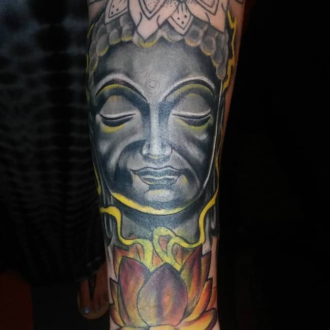 100 Mystical Buddha Tattoos Meanings July 2019 Part 2 Ideas And Designs