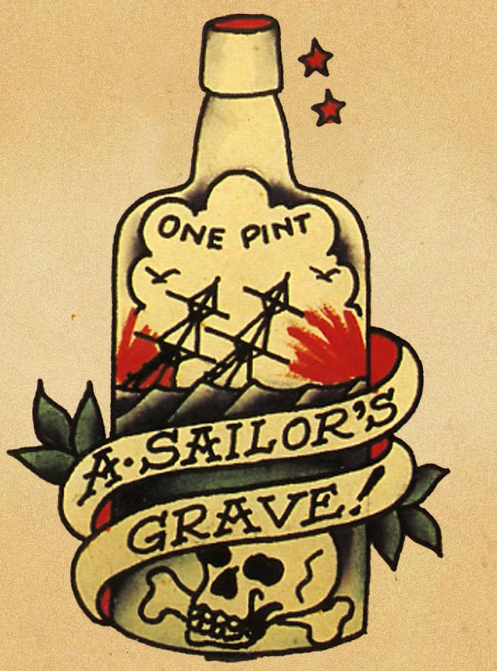 The Legend Of Sailor Jerry Tattoo Master Norman Collins Ideas And Designs
