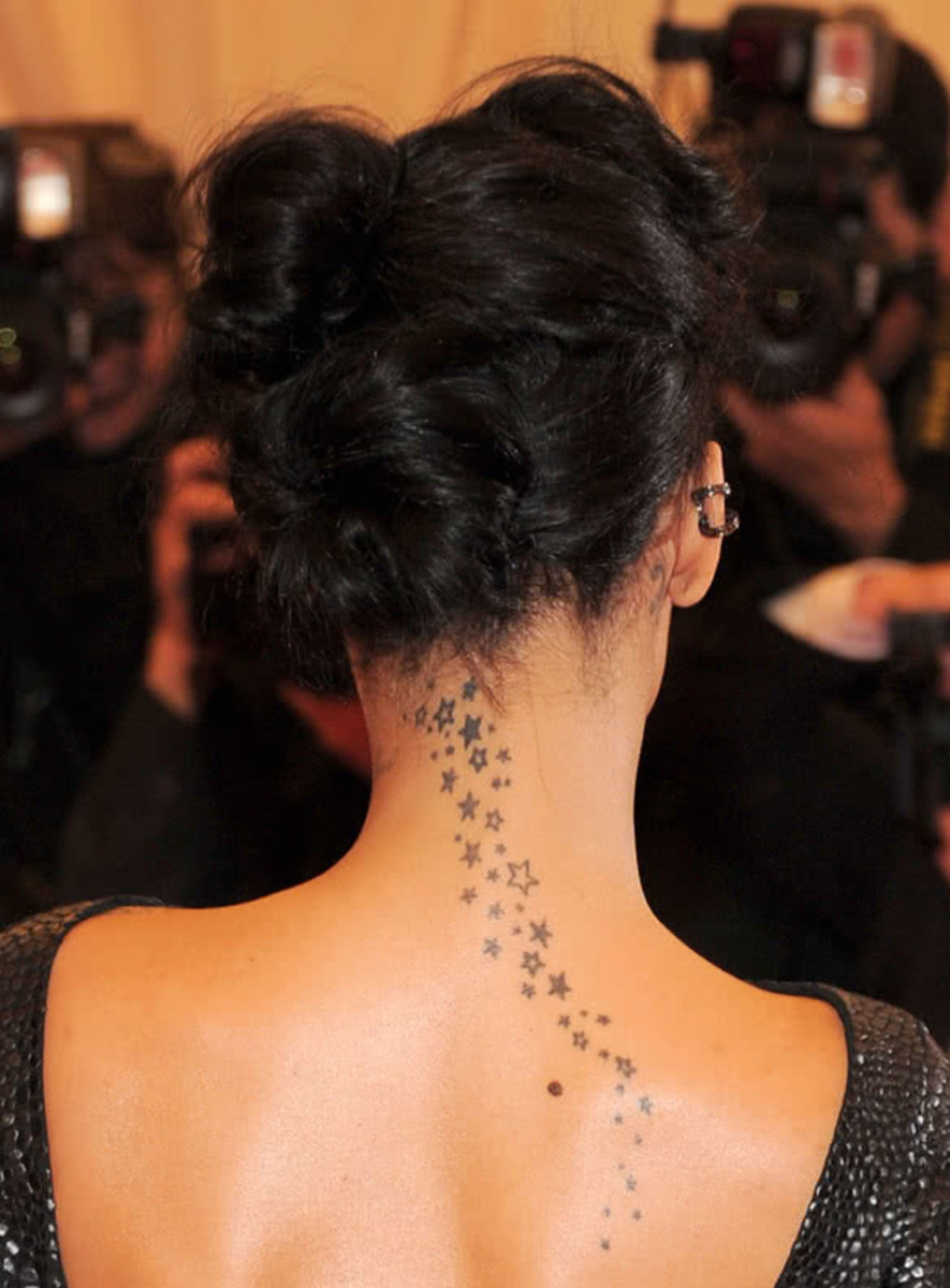 Star Tattoo Meanings Ideas And Pictures Tatring Ideas And Designs