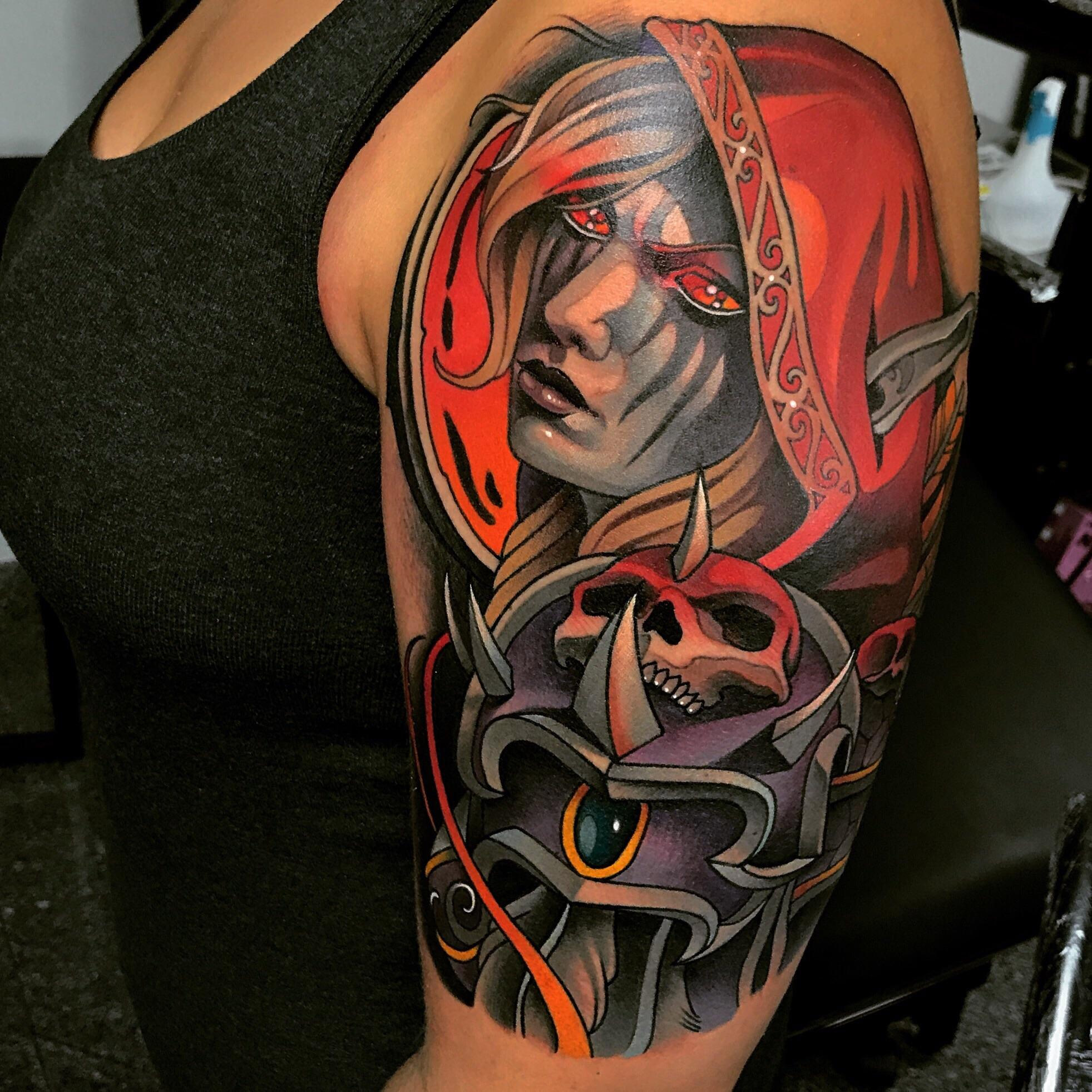 Tatouage Wow Horde Ideas And Designs