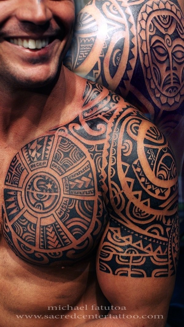 60 Best Tribal Tattoos – Meanings Ideas And Designs 2019 Ideas And Designs