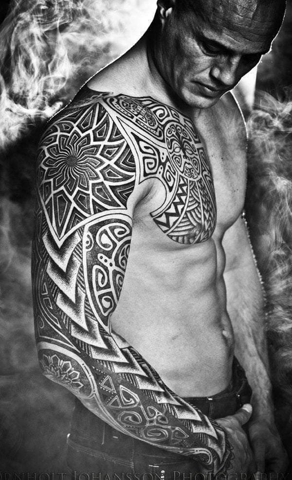 60 Best Tribal Tattoos – Meanings Ideas And Designs 2016 Ideas And Designs