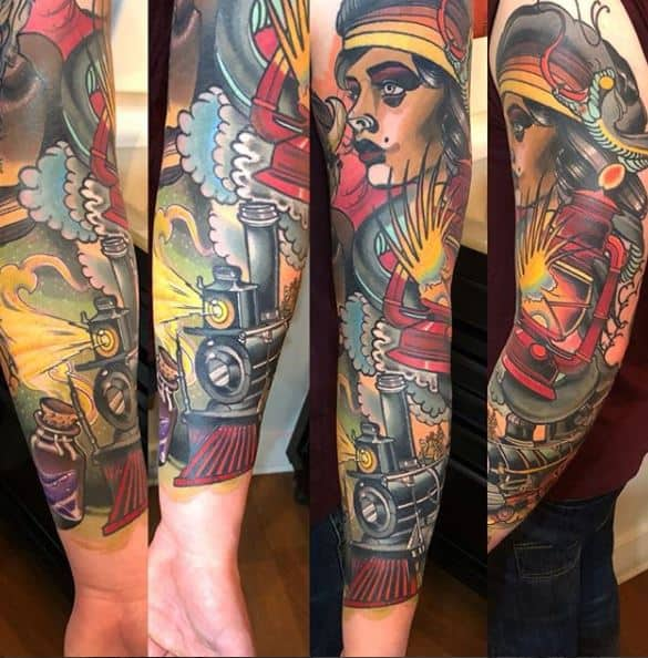 Best Nyc Tattoo Artists Top New York Shops Studios Ideas And Designs