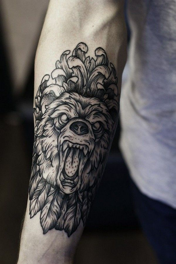 Tattoos For Men At Amazingtattooideas On Chest Back Arm Leg Ideas And Designs