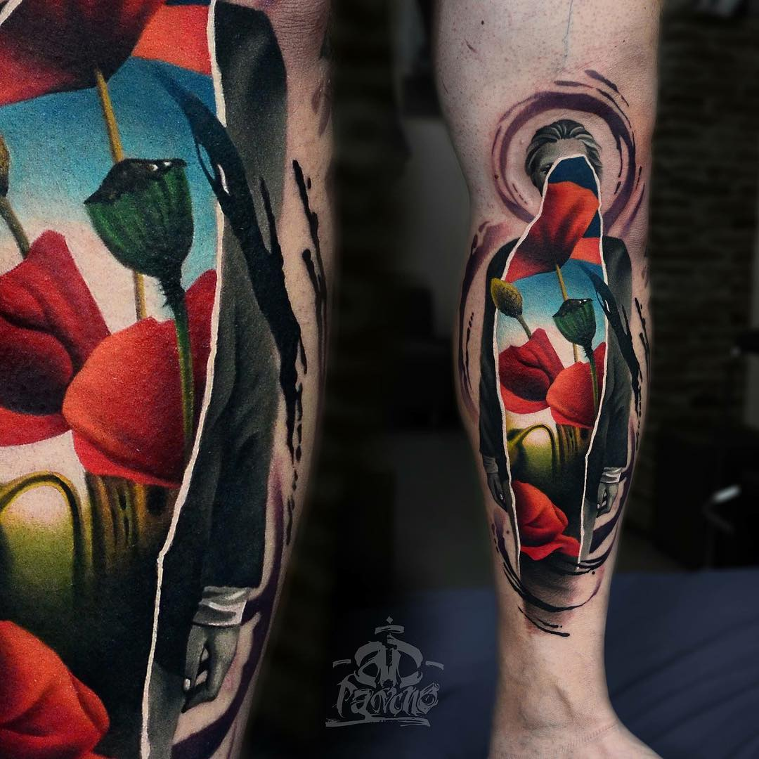 A D Pancho Tattoo Find The Best Tattoo Artists Anywhere Ideas And Designs