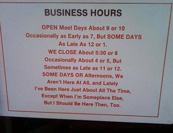 24 Hilarious Tattoo Shops Signs Barnorama Ideas And Designs