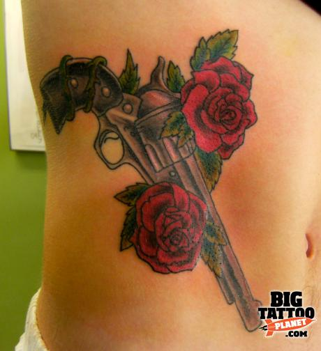 Gerry O Donnell Colour Tattoo Big Tattoo Planet Ideas And Designs