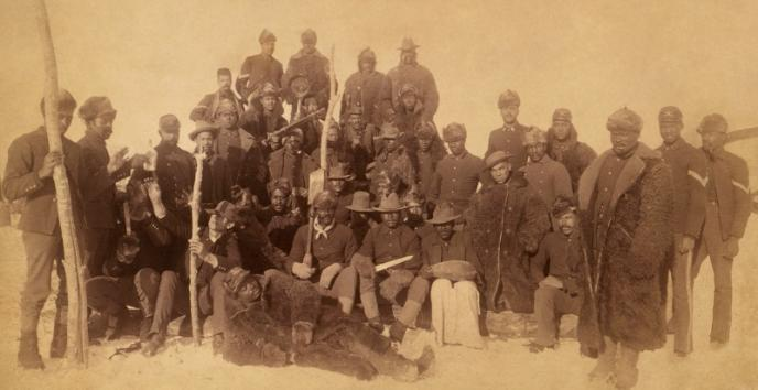 Buffalo Soldiers Charles Young Buffalo Soldiers National Ideas And Designs