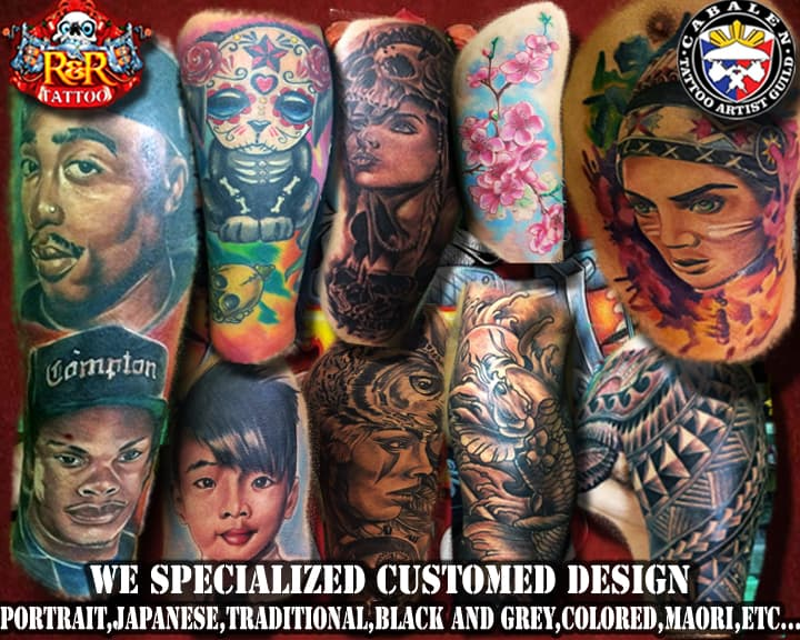 R And R Tattoo Shop – Search And Find 24 Ideas And Designs