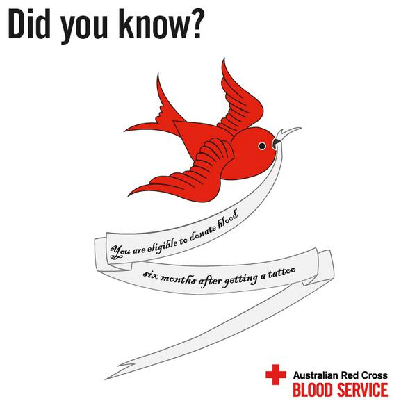 Australian Red Cross Blood Service Young Blood Ideas And Designs