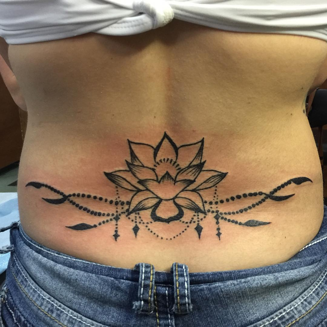 30 Lower Back Tattoo Designs Ideas Design Trends Ideas And Designs