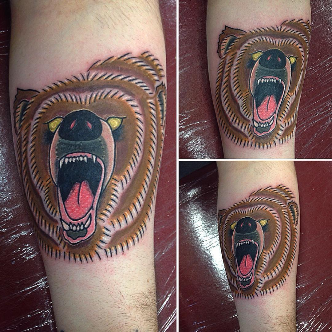 31 Bear Tattoo Designs Ideas Design Trends Premium Ideas And Designs