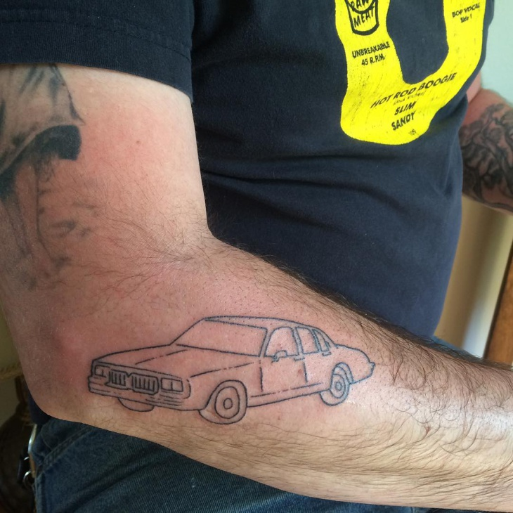 21 Car Tattoo Designs Ideas Design Trends Premium Ideas And Designs