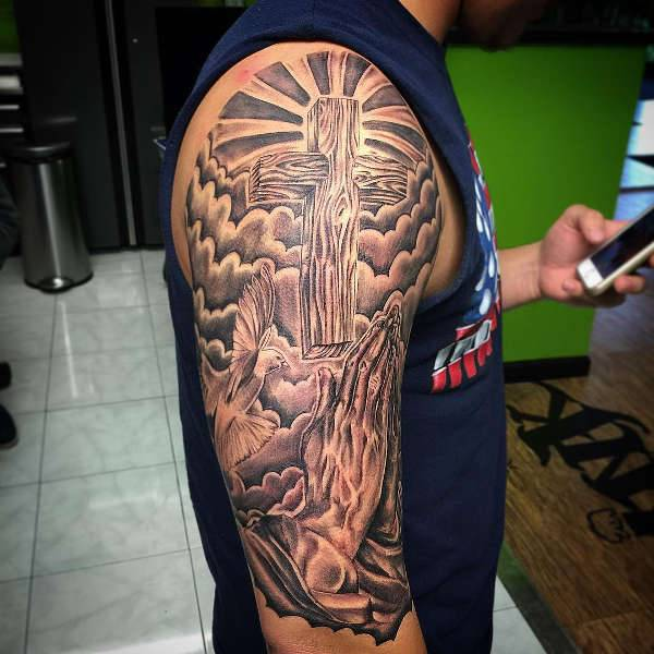 10 Praying Hands Tattoo Designs Ideas Design Trends Ideas And Designs