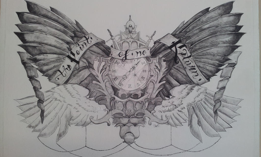 Winged Chest Tattoo Big By Rawkwilder On Deviantart Ideas And Designs