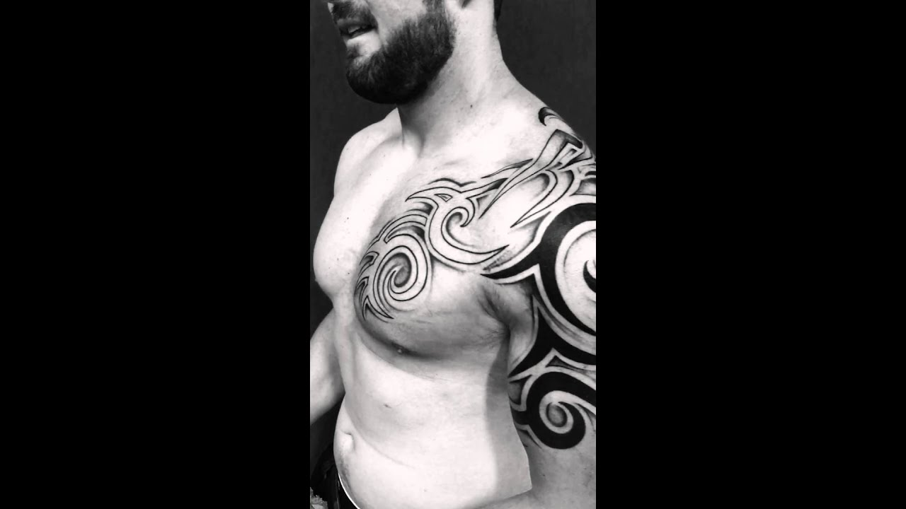 3D Tribal Tattoo Youtube Ideas And Designs