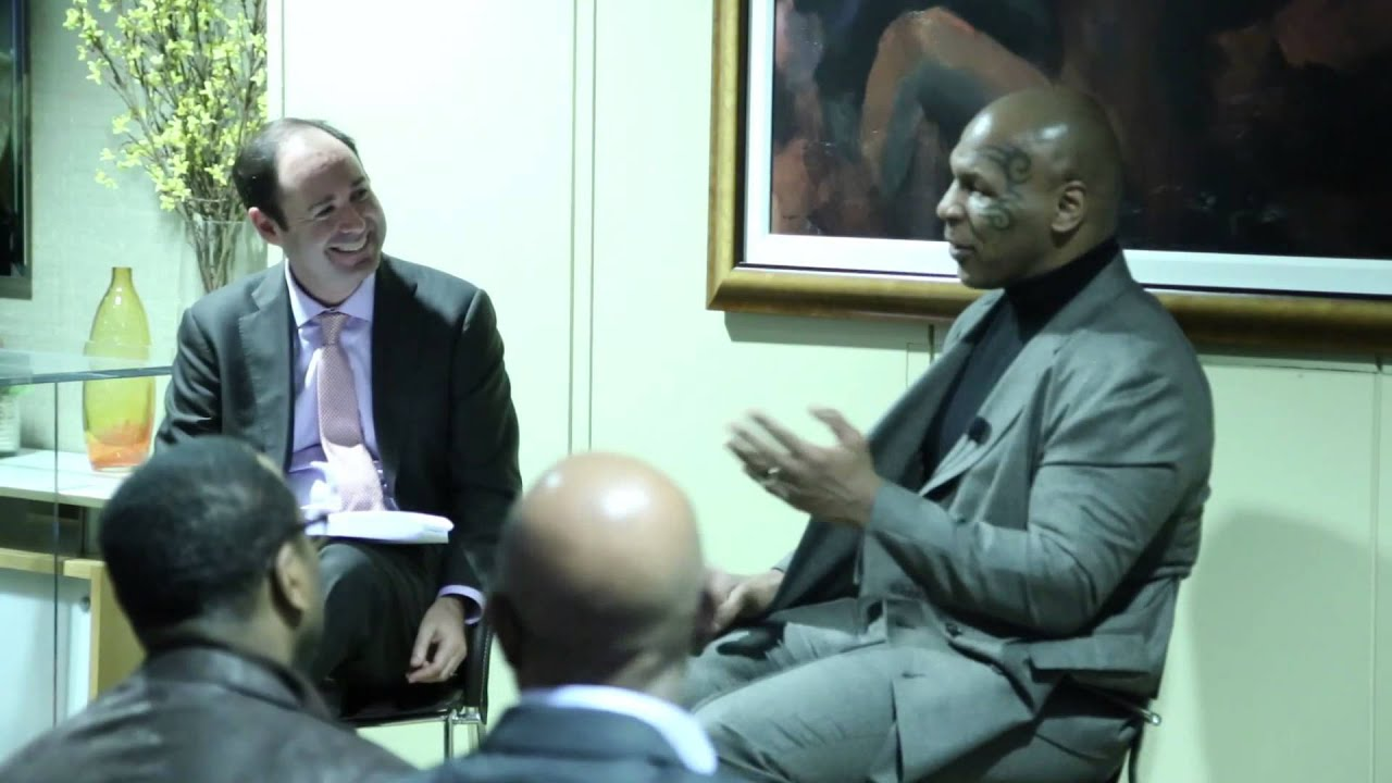 Mike Tyson On Why He Got The F*C**L Tattoo Youtube Ideas And Designs