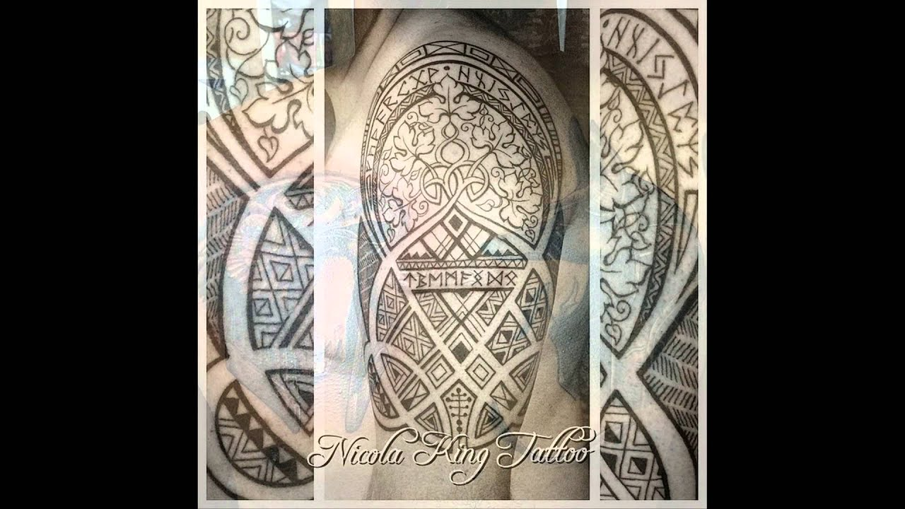 African Tattoo Design Youtube Ideas And Designs