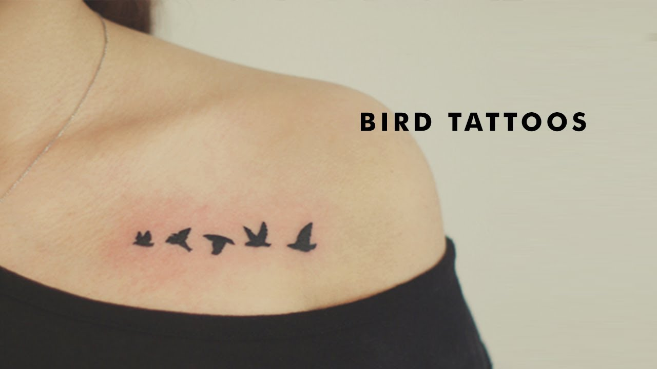 21 Beautiful Bird Tattoo Designs Youtube Ideas And Designs