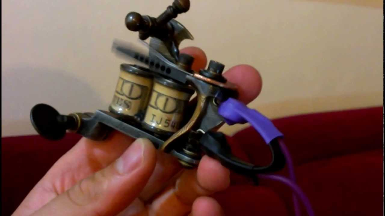 Aaron Cain Tattoo Machine Youtube Ideas And Designs