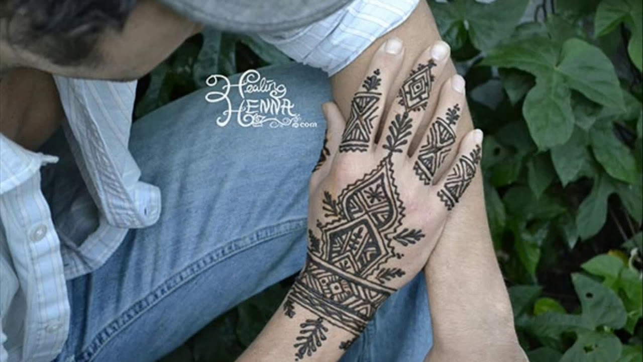 Henna Tattoo For Guys Youtube Ideas And Designs