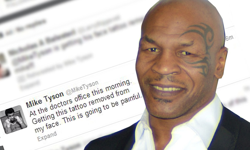 April Fools 2013 Joke Mike Tyson S Getting Face Tattoo Ideas And Designs