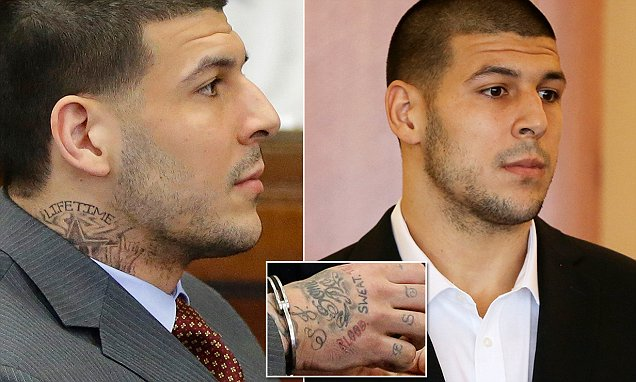 Aaron Hernandez To Be In Court On Witness Intimidation Ideas And Designs