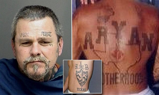 *Ry*N Brotherhood Of Texas Gangster Jailed For 50 Years By Tarrant County Prosecutors Daily Ideas And Designs