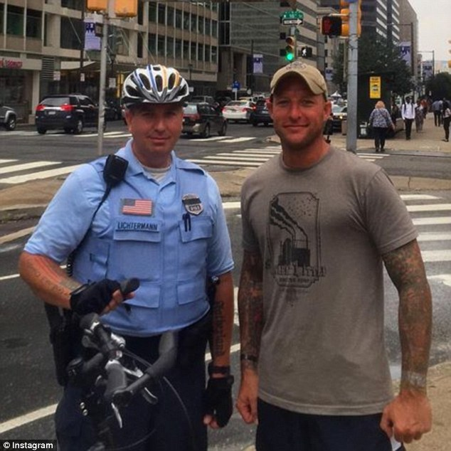 Philadelphia Cop Under Investigation For His Pro N*Z* Ideas And Designs