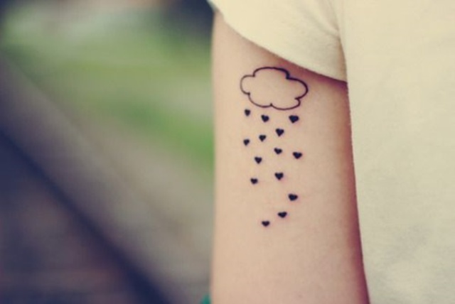 28 Cute Small Heart Tattoo Ideas For Women Styleoholic Ideas And Designs