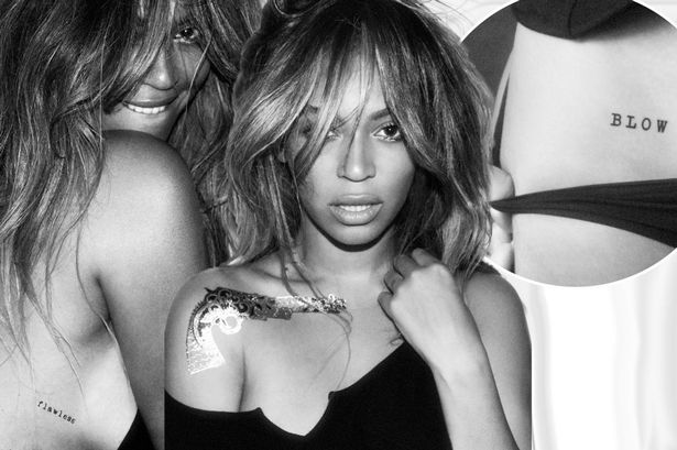 Beyonce Poses For Raunchy Snaps With Killer Cleavage As Ideas And Designs