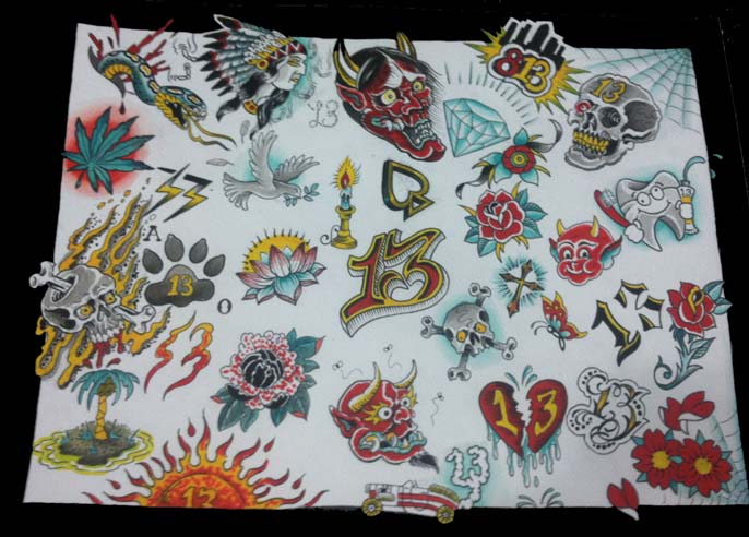 Ybor City Tattoo Company Tattoos And Body Piercing In Ideas And Designs