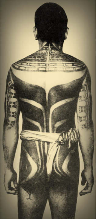 Tattoo History 2 Micronesian Tattooing – All Things Tattoo Ideas And Designs