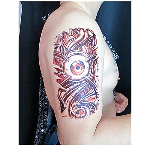 Generic Temporary Tattoo Sticker Waterproof Environmental Ideas And Designs