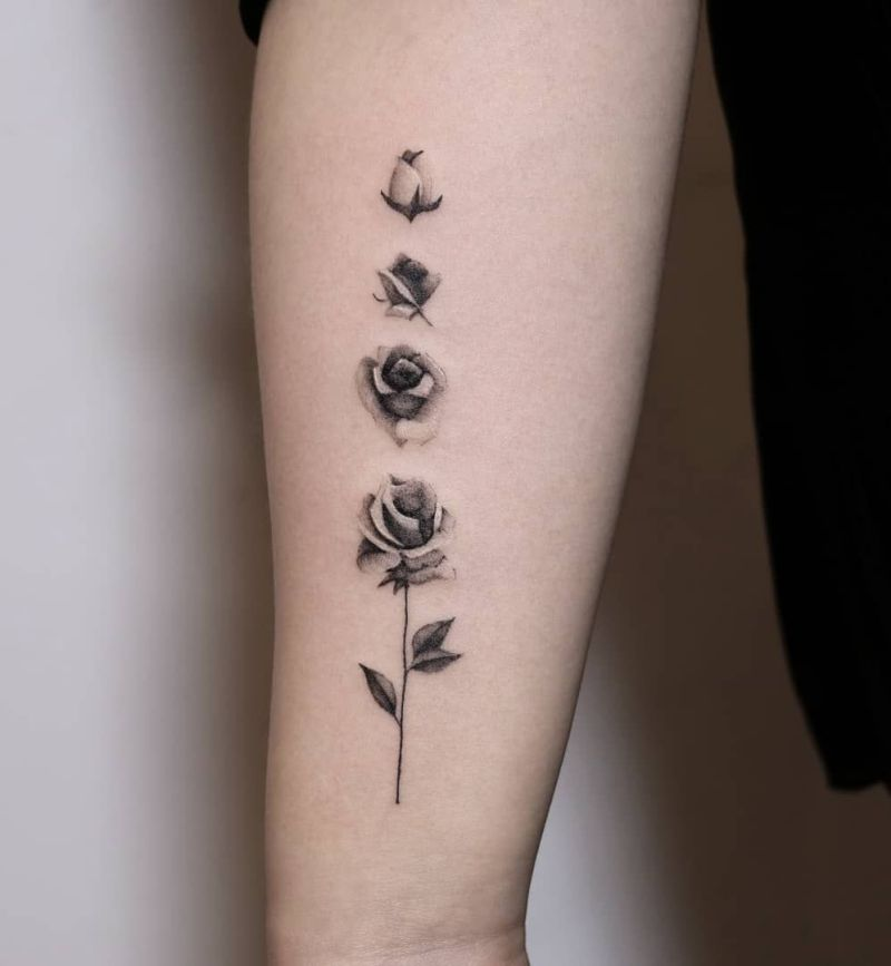 Feed Your Ink Addiction With 50 Of The Most Beautiful Rose Ideas And Designs