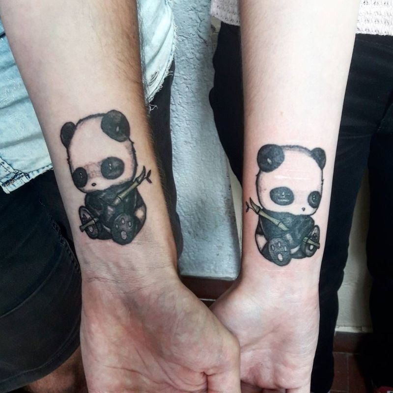 Ink Your Love With These Creative Couple Tattoos Kickass Ideas And Designs