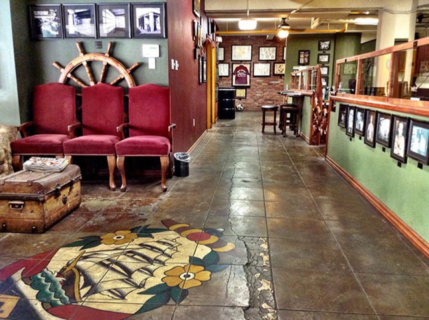 The Best Tattoo Shops In Los Angeles Laist Ideas And Designs