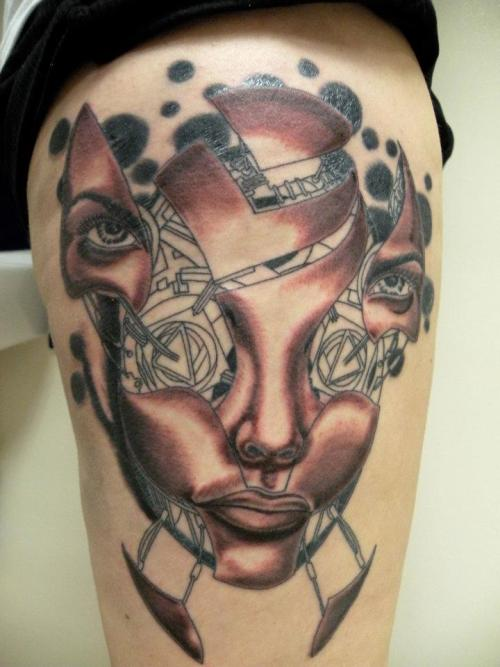 Mechanical Tattoo Tumblr Ideas And Designs