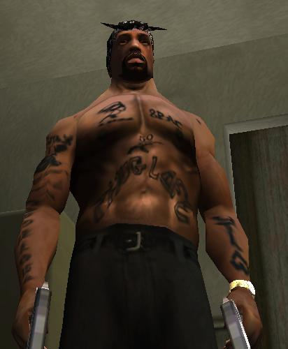 Gtagarage Com » 2Pac Tattoos Screenshots Ideas And Designs