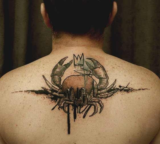 50 Best Cancer Tattoos Designs And Ideas For Zodiac Sign Ideas And Designs