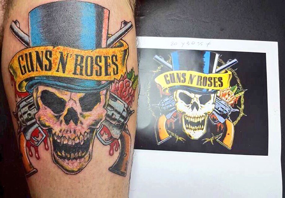 Guns N Roses On Twitter Post A Photo Of Your Ideas And Designs