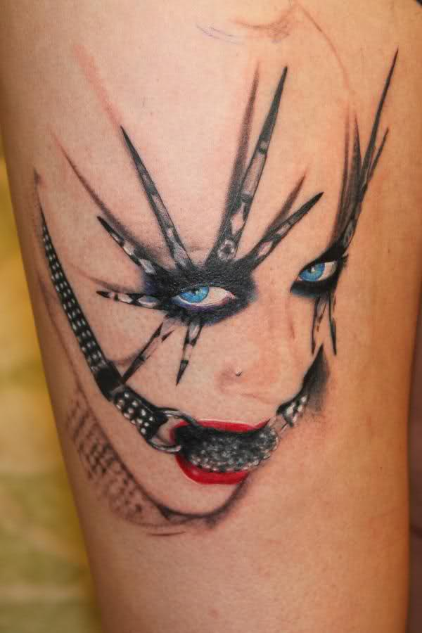 12 People With Christina Aguilera Tattoos Pop Olympics Ideas And Designs