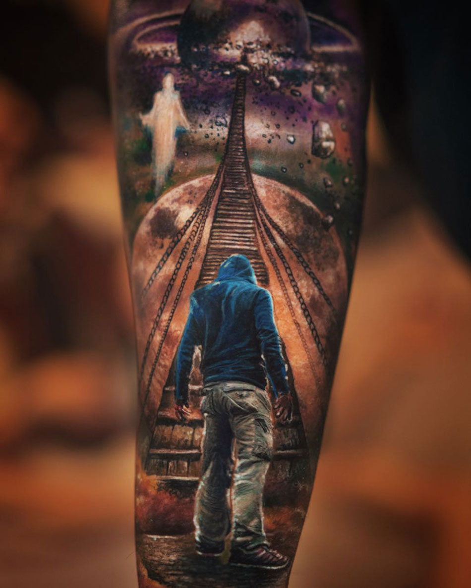 The Universe Can Be Yours Best Tattoo Design Ideas Ideas And Designs