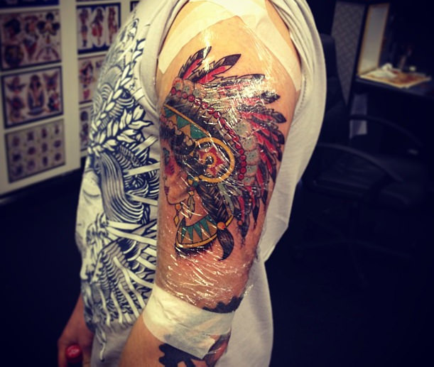 How To Clean A New Tattoo And What Not To Do When Cleaning Ideas And Designs