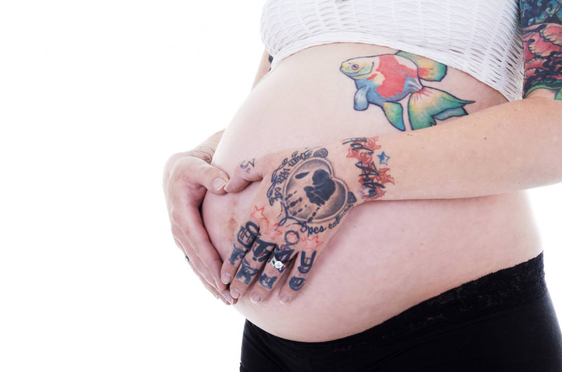 Can You Get A Tattoo While Pregnant Ideas And Designs