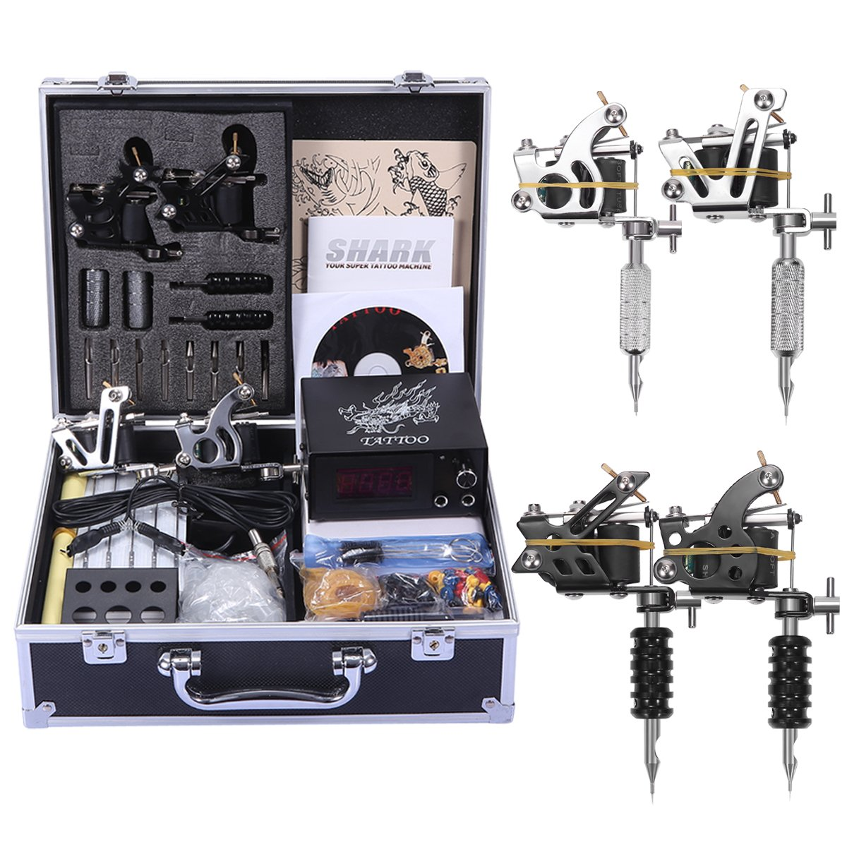 Top 5 Professional Best Tattoo Kits Reviews Machines Ideas And Designs